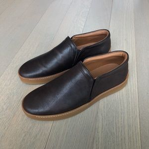 Rag & Bone Leather Slip On Shoes New